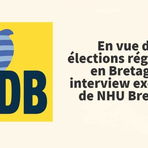 ✅ Élections régionales en Bretagne – UDB Union Démocratique Bretonne : interview exclusive