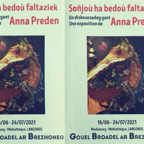 ✅ Anna Preden expose à Langoned : interview exclusive