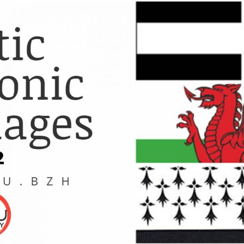 ✅ Celtic languages in Europe: three Brittonic languages and … 2/2