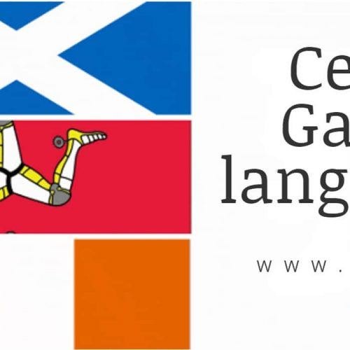 ✅ Celtic languages in Europe: three Gaelic languages and … 1/2