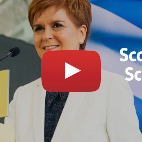 ✅ Parliamentary elections in Scotland : a view from Brittany.