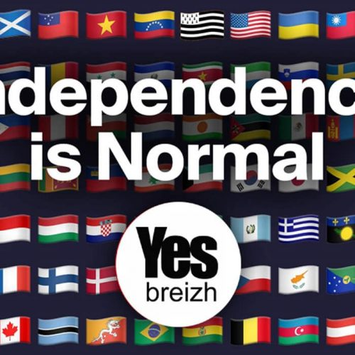 ✅ Scotland and Brittany : independence