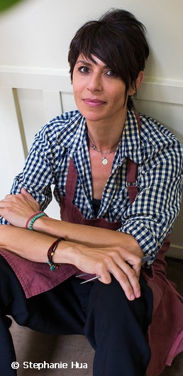 Chef Dominique Crenn,