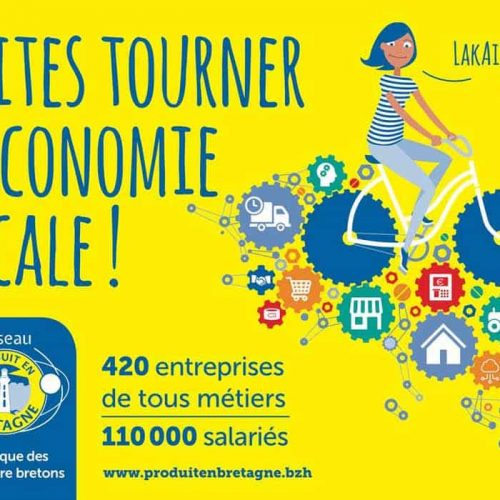 Produit en Bretagne, une initiative unique en Europe.