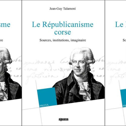 International : le Républicanisme corse, de Jean Guy TALAMONI.